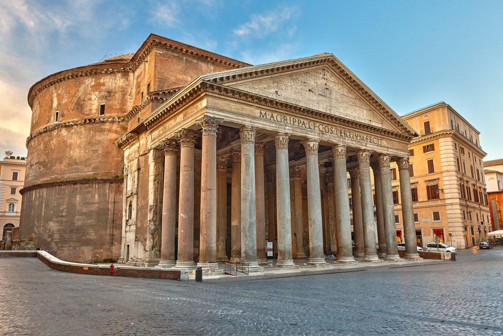 Descubriendo la arquitectura romana