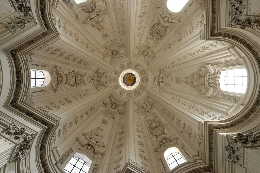 arquitectura Barroca techos