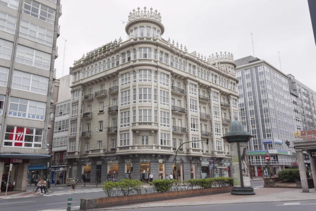 10 arquitectos de la Coruña