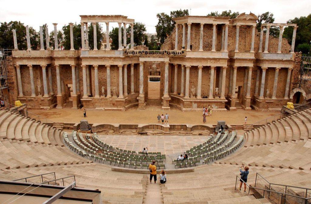 arquitectura romana características