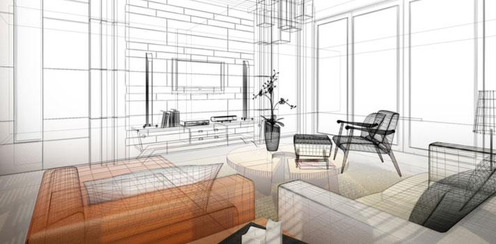 arquitectura de interiores estudios