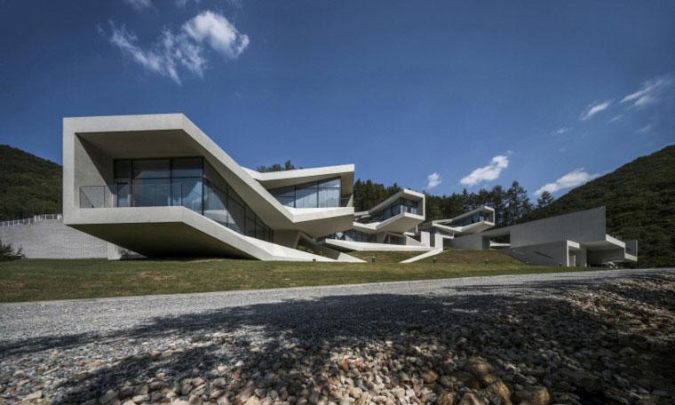 arquitectura moderna diseños