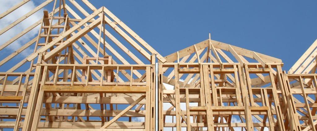 grandes construcciones en madera