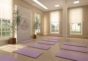 espacios para hacer yoga