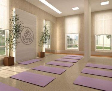Diseñando espacios para hacer yoga