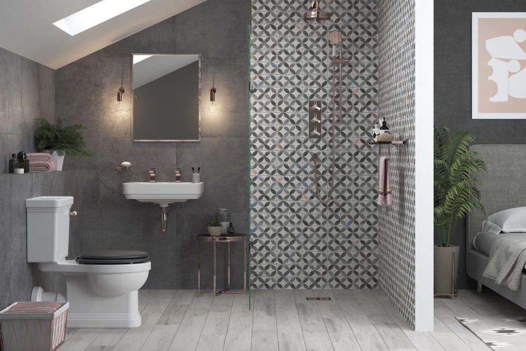 cómo diseñar un baño